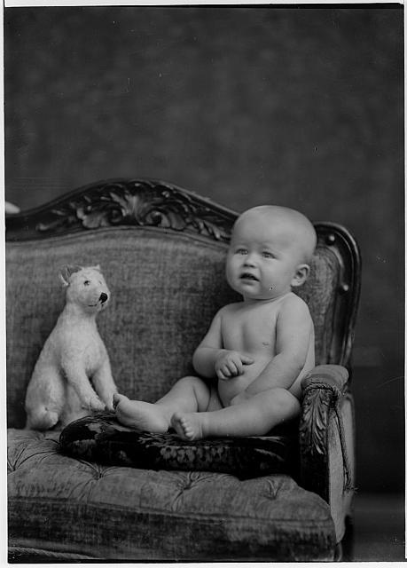nemluvně portrét dítě