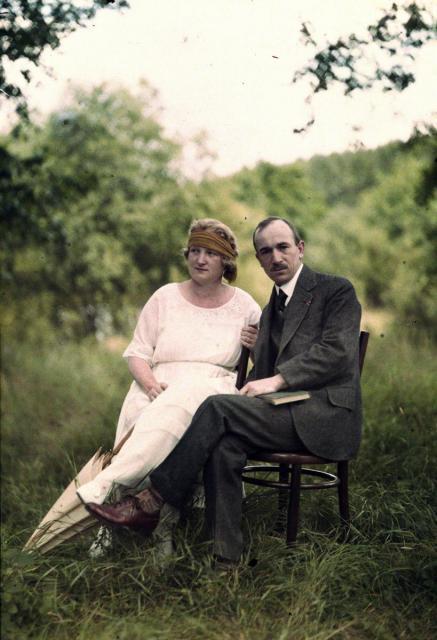 u0160echtl  u0026 vose u010dek  photo categogry autochromes  early color photography 1908